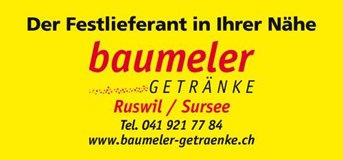 Baumeler Getränke Ruswil