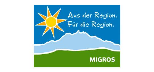 Aus der Region für die Region – Migros